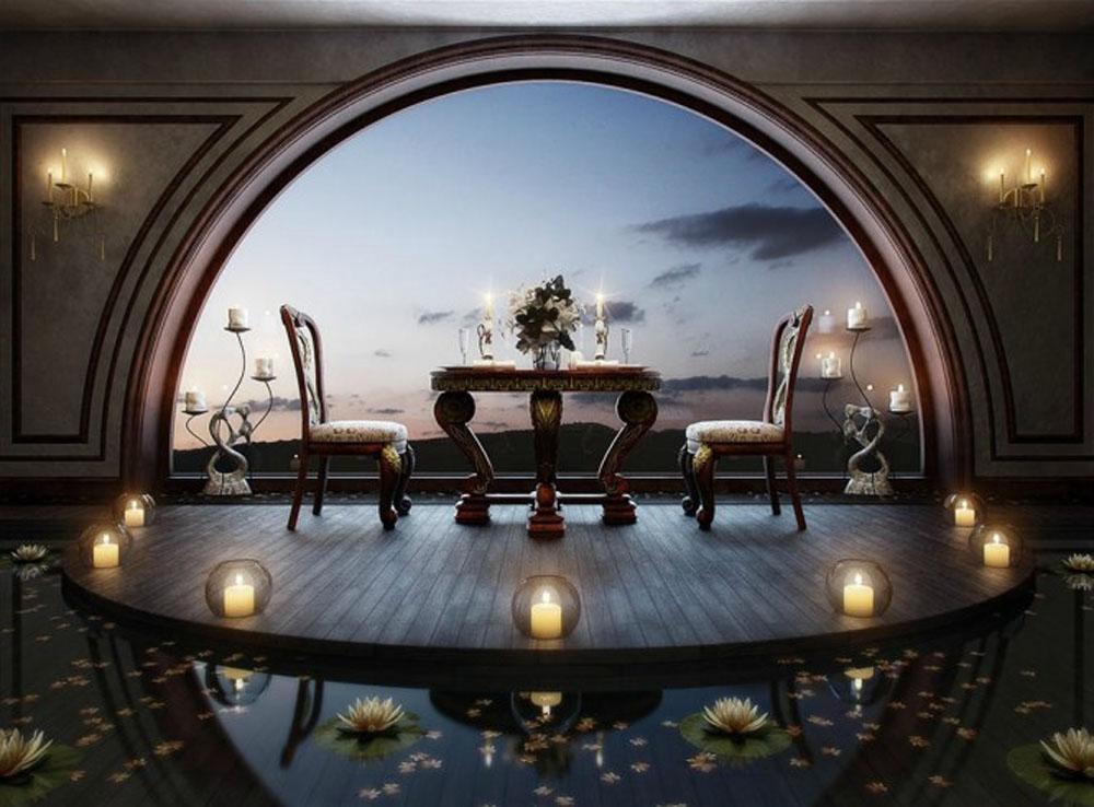 Мечта Мухамеда Тахиру, воплощенная в дизайне дома