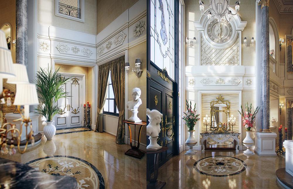 Вилла в Катаре – роскошь и богатство