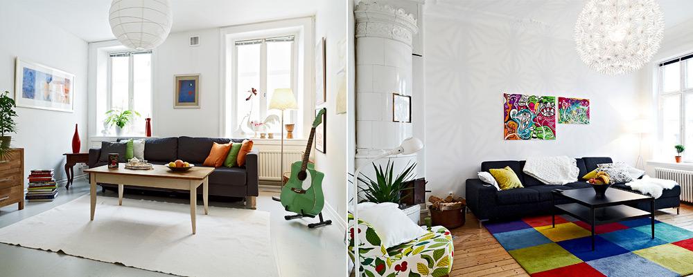 Тенденции дизайна интерьера: белый с изюминкой