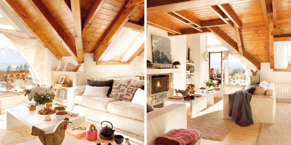Винтажный дом в Пиренеях
