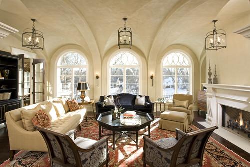Великолепный интерьер дома в Миннесота