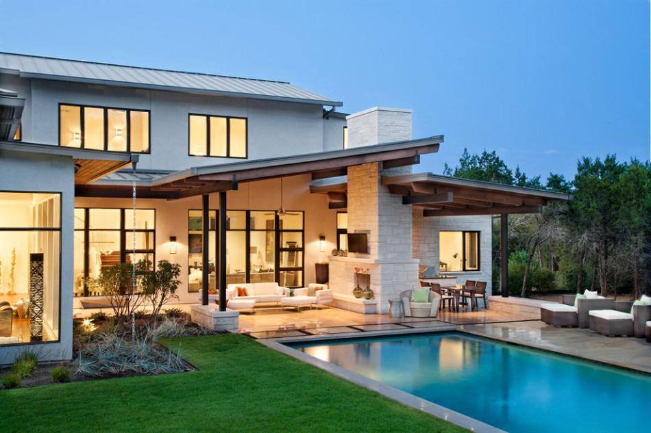 The Blanco House – элегантность и комфорт.